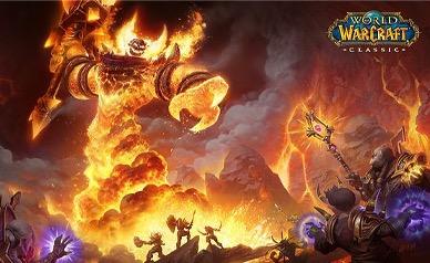 魔兽世界/地下城与勇士 - 美服