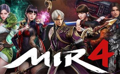 传奇4:MIR4-韩服