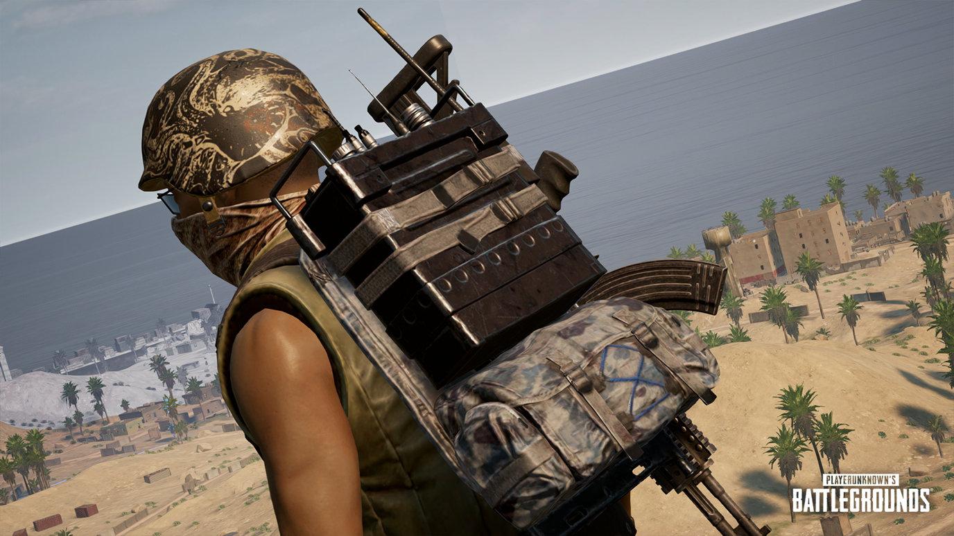 全新道具:电波干扰背包